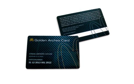 McDonalds VIP